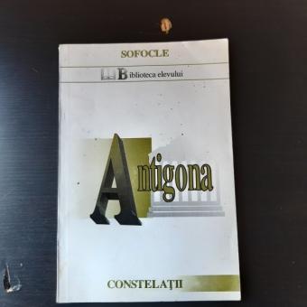 ANTIGONA - SOFOCLE