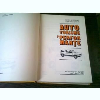 AUTOTURISME SI PERFORMANTE - AUREL BREBENEL