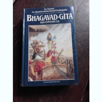 BHAGAVAD-GHITA ASA CUM ESTE EA-SRI SRIMAD- A.C.BHAKTIVEDANTA SWAMI PRABHUPADA