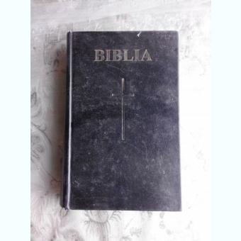 BIBLIA SAU SFANTA SCRIPTURA A NOULUI SI VECHIULUI TESTAMENT. CU TRIMITERI (2009)