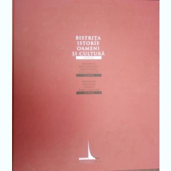 BISTRITA-ISTORIE ARTA SI CULTURA