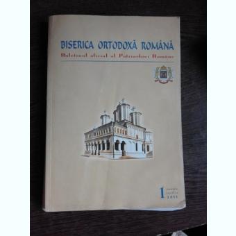 BULETINUL OFICIAL AL BISERICII ORTODOXE ROMANE NR. 1/2013