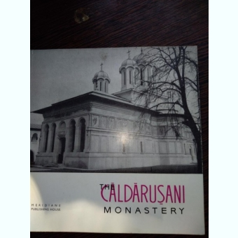 CALDARUSANI monastery- album cu fotoigrafii in lb engleza