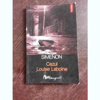CAZUL LOUISE LABOINE - GEORGES SIMENON