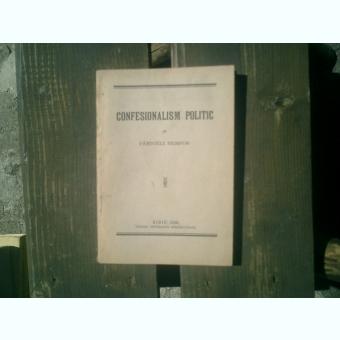 Confesionalism politic - Parintele Nichifor