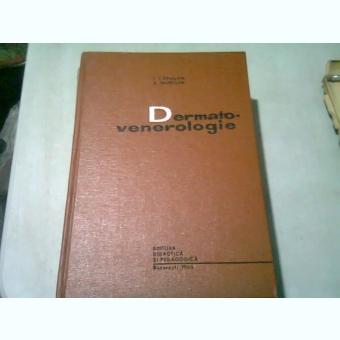 DERMATO VENEROLOGIE - I. CAPUSAN