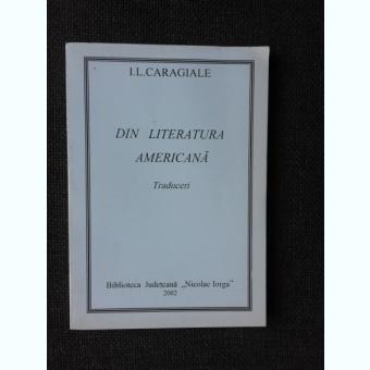 DIN LITERATURA AMERICANA, TRADUCERI - I.L. CARAGIALE