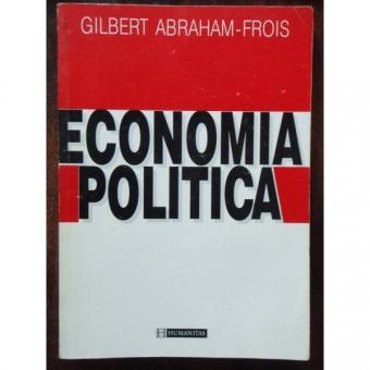 ECONOMIA POLITICA - GILBERT ABRAHAM FROIS