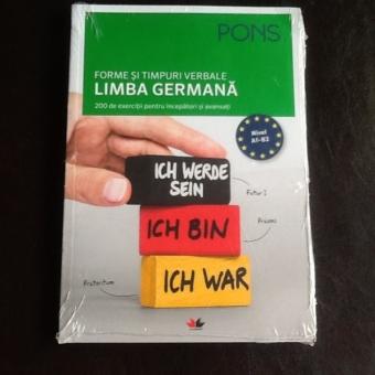 Forme si timpuri verbale limba germana