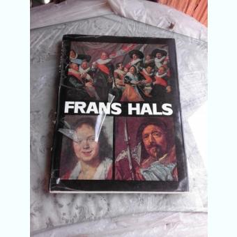 FRANS HALS - ALBUM (EDITIE IN LIMBA ENGLEZA)