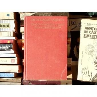 Franzosischer Geist Im Neuen Europa , Von Ernst Robert Curtis , 1978