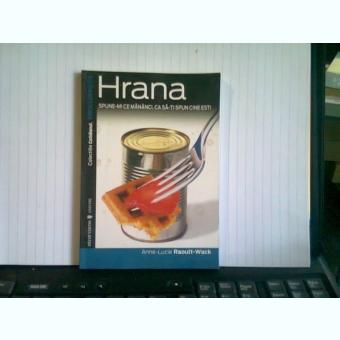 HRANA - ANNE LUCIE RAOULT WACK