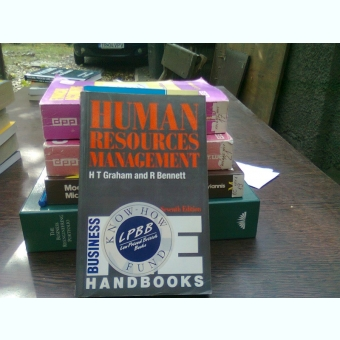 Human resources management - H.T. Graham   (managementul resurselor umane)