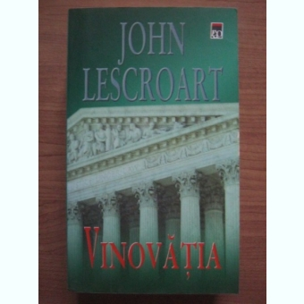 John Lescroart - Vinovatia