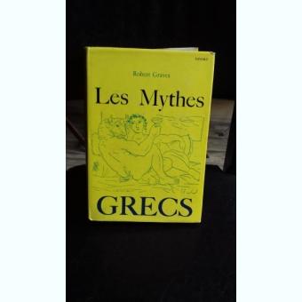 LES MYTHES GRECS - ROBERT GRAVES