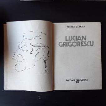 LUCIAN GRIGORESCU - MAGDA CARNECI