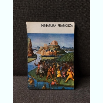 Miniatura franceza - Viorica Dene