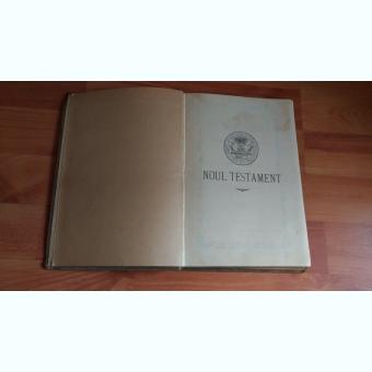 NOUL TESTAMENT AL DOMNULUI NOSTRU IISUS HRISTOS