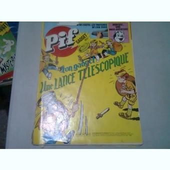 PIF GADGET NR.602 - UNE LANCE TELESCOPIQUE