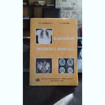 RADIOLOGIE. IMAGISTICA MEDICALA - S.A. GEORGESCU