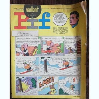 REVISTA PIF - NR. 1079 -IANUARIE 1966