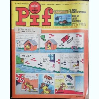 REVISTA PIF - NR. 1124-NOIEMBRIE 1966