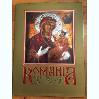 ROMANIA -PAMANT AL ICOANEI-GETTA MARCULESCU