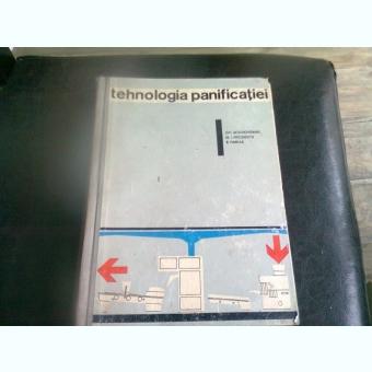 TEHNOLOGIA PANIFICATIEI - GH. MOLDOVEANU