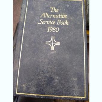 The Alternative Service Book 1980 Church of England Common Prayer Religious