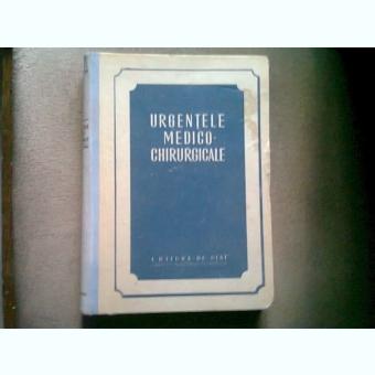 URGENTELE MEDICO-CHIRURGICALE - ION TURAI